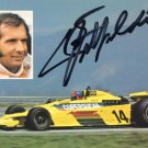 EMERSON FITTIPALDI Autographed signed 8X10 Photo Picture REPRINT