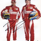 FERNANDO ALONSO Autographed signed 8X10 Photo Picture REPRINT