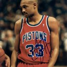 GRANT HILL Autographed signed 8x10 Photo Picture REPRINT