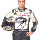 JIMMIE JOHNSON Autographed signed 8x10 Photo Picture REPRINT