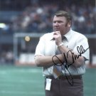 JOHN MADDEN Autographed signed 8x10 Photo Picture REPRINT
