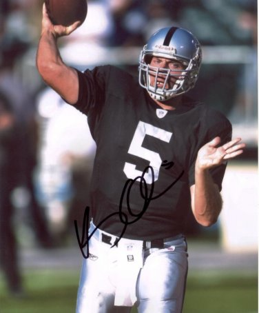 KERRY COLLINS Autographed signed 8x10 Photo Picture REPRINT