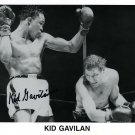 KID GAVILIAN Autographed signed 8x10 Photo Picture REPRINT