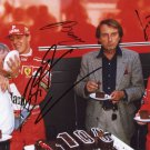 MICHAEL SCHUMACHER Autographed signed 8x10 Photo Picture REPRINT