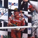 MIKA HAKKINEN Autographed signed 8x10 Photo Picture REPRINT