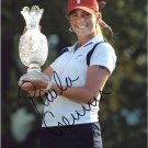 PAULA CREAMER Autographed signed 8x10 Photo Picture REPRINT