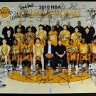 PHIL JACKSON  Autographed signed 8x10 Photo Picture REPRINT