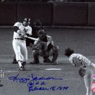 REGGIE JACKSON Autographed signed 8x10 Photo Picture REPRINT