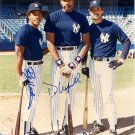 RICKEY HENDERSON Autographed signed 8x10 Photo Picture REPRINT