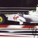 RUBENS BARICHELLO Autographed signed 8x10 Photo Picture REPRINT