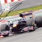 SEBASTIEN BUEMI Autographed signed 8x10 Photo Picture REPRINT