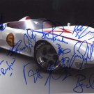 SPEED RACER CAST Autographed signed 8x10 Photo Picture REPRINT