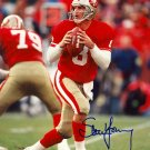 STEVE YOUNG Autographed signed 8x10 Photo Picture REPRINT