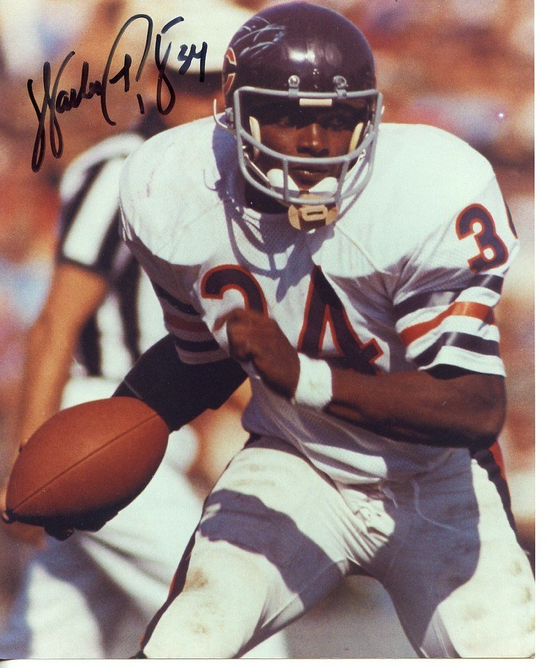 WALTER PAYTON Autographed signed 8x10 Photo Picture REPRINT
