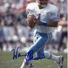 WARREN MOON Autographed signed 8x10 Photo Picture REPRINT