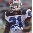 WILLIS MCGAHEE Autographed signed 8x10 Photo Picture REPRINT