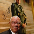COLIN POWELL Autographed signed 8x10 Photo Picture REPRINT