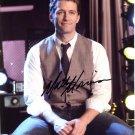 MATTHEW MORRISON Autographed signed 8x10 Photo Picture REPRINT