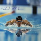 MICHAEL PHELPS Autographed signed 8x10 Photo Picture REPRINT