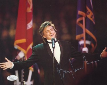 BARRY MANILOW Autographed signed 8x10 Photo Picture REPRINT