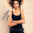 CINDY BLACKMAN SANTANA Autographed signed 8x10 Photo Picture REPRINT