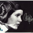 CARRIE FISHER Autographed signed 8x10 Photo Picture REPRINT