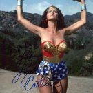 LINDA CARTER Autographed signed 8x10 Photo Picture REPRINT