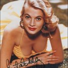 ANITA EKBERG Autographed signed 8x10 Photo Picture REPRINT
