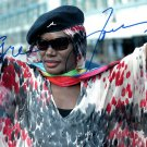 GRACE JONES Autographed signed 8x10 Photo Picture REPRINT