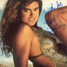 KATHY IRELAND Autographed signed 8x10 Photo Picture REPRINT