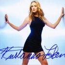 KRISTANNA LOKEN Autographed signed 8x10 Photo Picture REPRINT