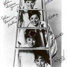 LENNON SISTERS Autographed signed 8x10 Photo Picture REPRINT