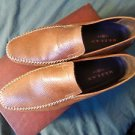New in Box Original MEZLAN 9.5 Brown Made in SPAIN Loafers Shoes