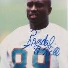 Original RANDAL HILL DOLPHINS Signed Autographed 8X10 Photo Picture w/COA