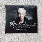 """ANNIE LENNOX of EURYTHMICS Signed Autograph  """"NOSTALGIA"""" CD  w/COA"""