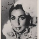 Original Legendary CHER Signed Autographed 8X10 Photo Picture w/COA