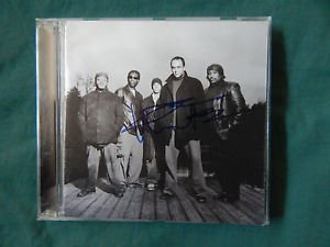 "Original DAVE MATTHEWS Signed Autographed  ""EVERYDAY"" CD w/COA"