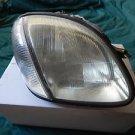 Original OEM 98-04 MERCEDES SLK Class R170 Halo PASSENGER Right Side Headlight