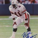 Original KEITH BYARS DOLPHINS Signed Autographed 8X10 Photo Picture w/COA