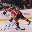 Original PAVEL BURE Russian Rocket Signed Autographed 8X10 Photo Picture w/COA