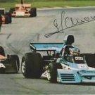 ORIGINAL GERARD LAROUSSE F1 Pilot Signed Autographed 4X6 Photo Picture w/COA