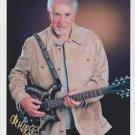 JOHN MAYALL    Original Signed Autographed 8X10 Photo Picture w/COA