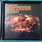 """Original DAVE MATTHEWS Signed Autographed  """"WEEKEND ON THE ROCKS"""" 3CD w/COA"""