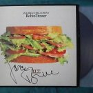 Original JACK BRUCE The CREAM B.L.T. Signed Autographed LP w/COA