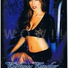 Original Adult Porn Star TIFFANY TAYLOR Signed Autographed 8X10 Photo Pic wCOA