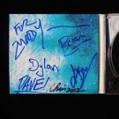 "ECHOBRAIN JASON NEWSTED METALLICA Signed Autographed by 5  ""ECHOBRAIN"" CD w/COA"