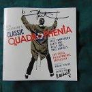 "PETE TOWNSHEND The WHO  ""Classic Quadrophenia"" Signed Autographed CD w/COA"