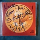 "PHILIP BAILEY Signed Autograph ""BEST of..."" CD by EARTH WIND and FIRE w/COA"