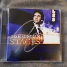 "JOSH GROBAN Signed Autographed  ""STAGES'' CD w/COA"