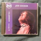 "JOE COCKER Signed Autographed  ""CLASSICS Vol.4"" CD  w/COA"